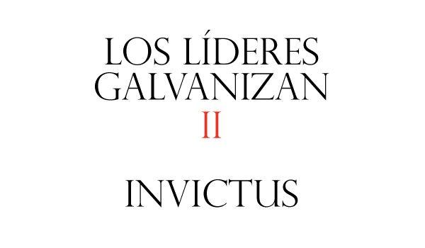 No Mas Palidas - Los Lideres Galvanizan