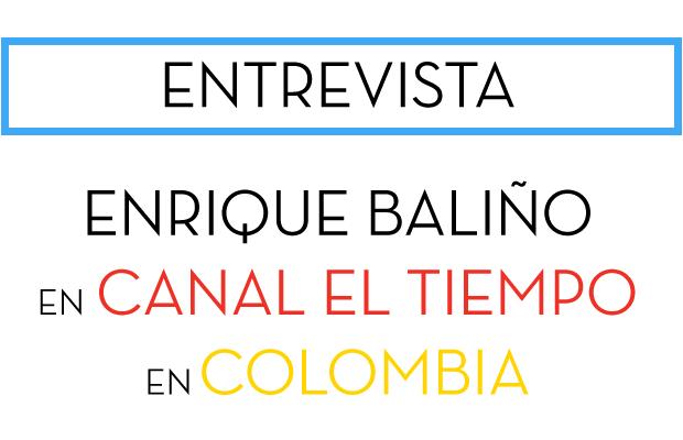No Mas Palidas - Entrevista Canal el Tiempo