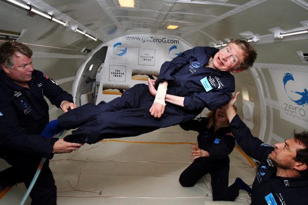 Stephen Hawking y su elección de no lamentarse