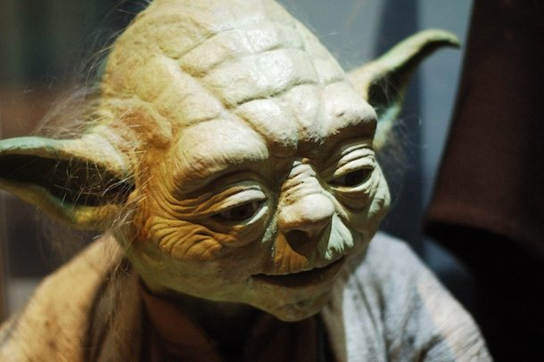 Diez frases de Yoda