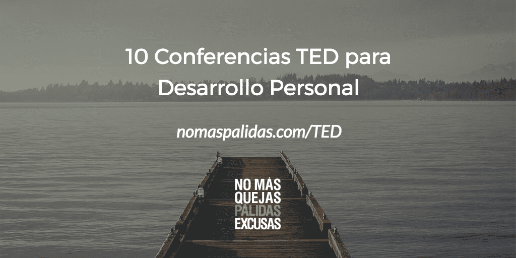 10 conferencias ted para desarrollo personal