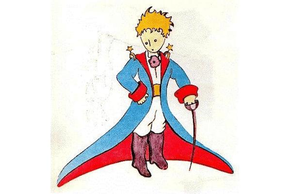 Dibujo de El Principito