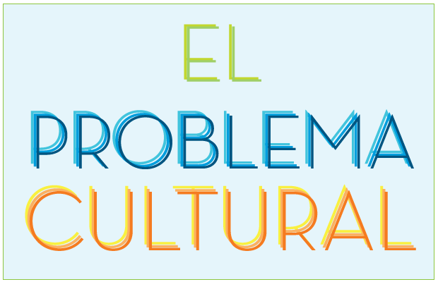 el problema cultural background image