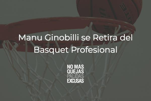 Manu Ginobilli basquetbol
